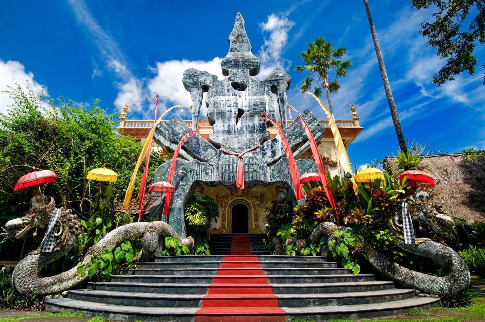 Visit Blanco Renaissance Museum, Museum in Sayan, Ubud