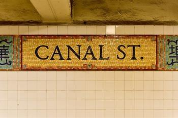 Canal street New York