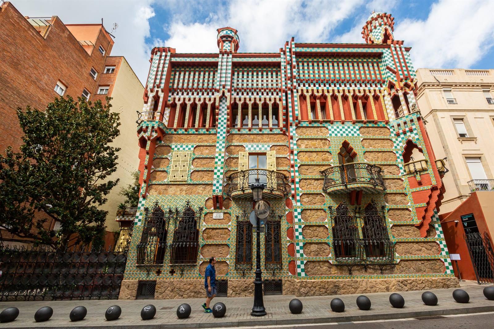 Stijl Van Gaudi.De 10 X Mooiste Bouwwerken Van Gaudi In Barcelona Overzicht