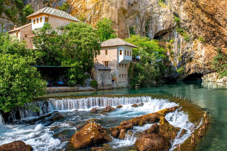 Dervish House Blagaj