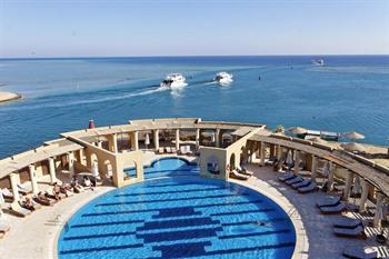 El Gouna hotel The Three Corners Ocean View (Adults Only)