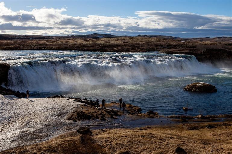 Faxifoss waterval