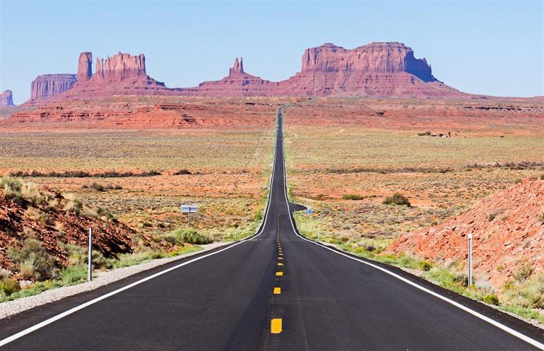 Forrest Gump Point, Monument Valley