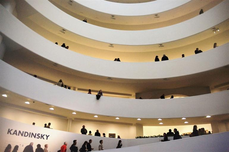 Guggenheim Museum in New York