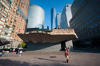 Irish Hunger Memorial New York