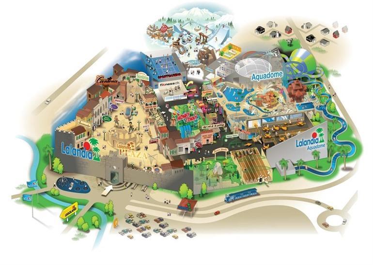 Lalandia vakantiepark Billund