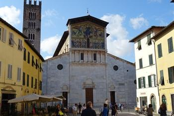 Lucca, san frediano