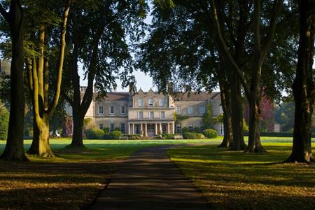 Lucknam Park Hotel en Spa Bath