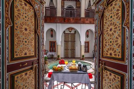 Marrakesh Riad Safran et Cannelle & Spa