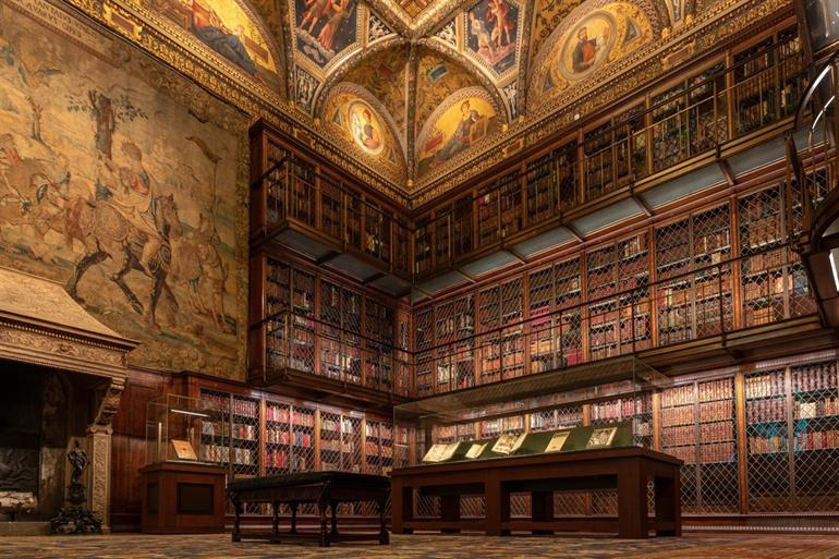 Morgan Library and Museum New York