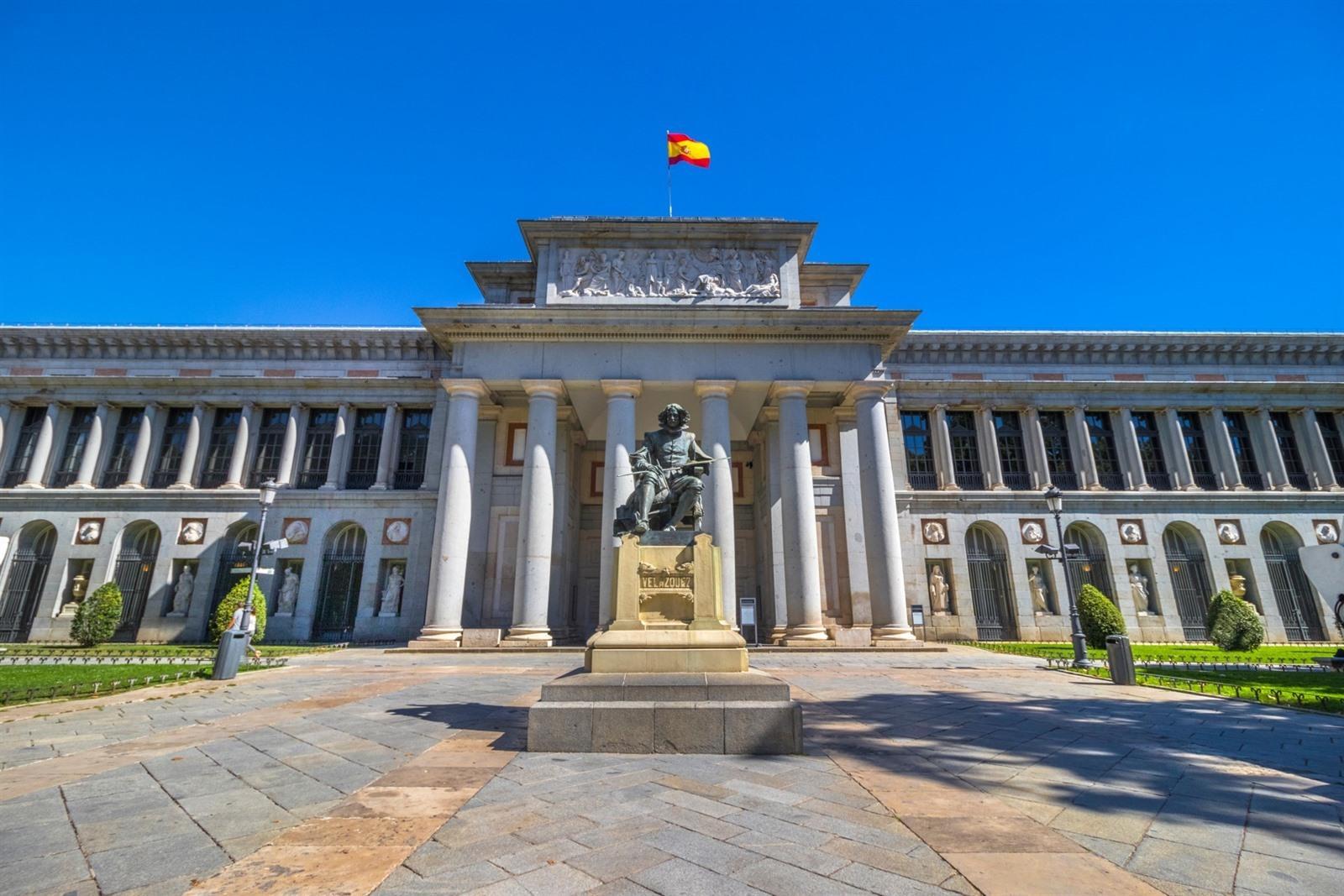 Een bezoek aan het Prado museum in Madrid