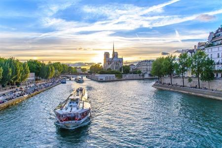 Rondvaart, cruise of boottocht op de Seine in Parijs kiezen? Info & tickets