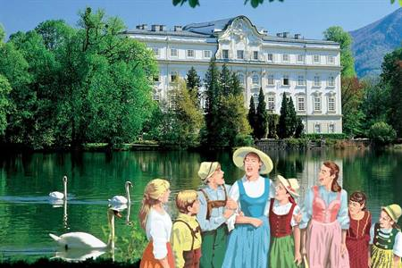 Sound of Music tour Salzburg