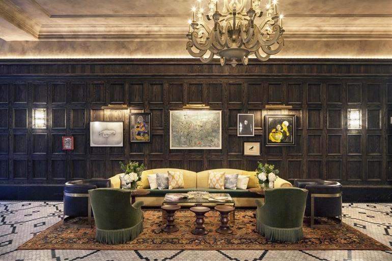 The Beekman Hotel New York