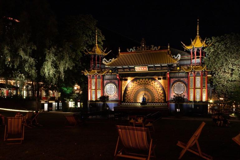 Theater Tivoli Gardens