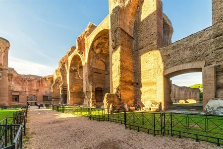 Thermen Caracalla Rome