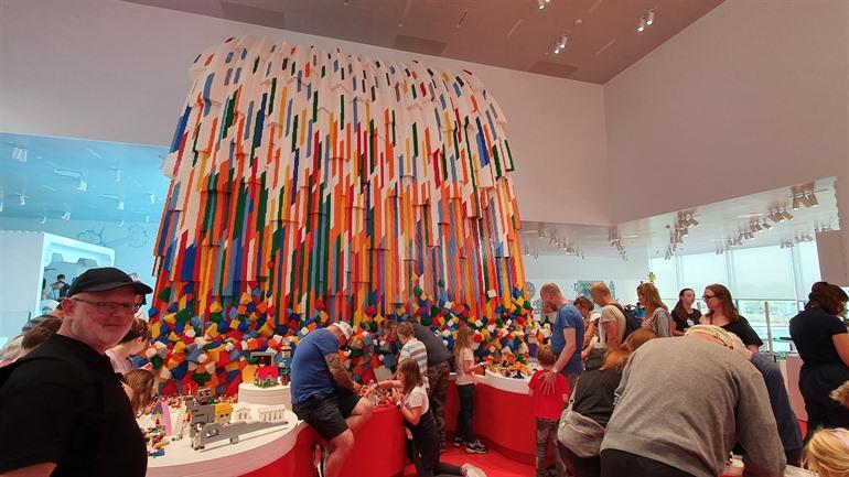 Waterval Lego House