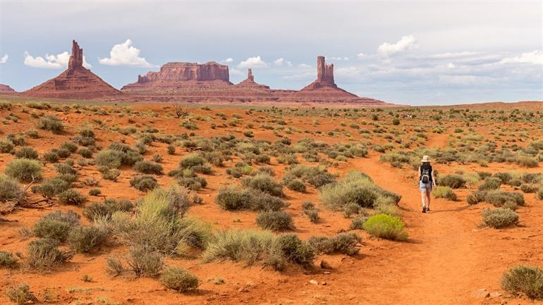 Wildcat Trail, Monument Valley