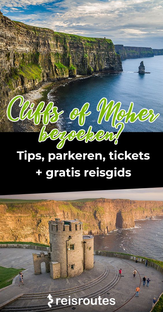 Pinterest De Cliffs of Moher bezoeken? Info, tips & foto's