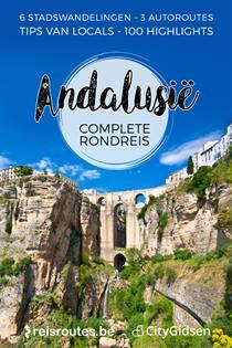 Reisgids Andalusië gratis downloaden PDF [ebook]