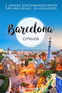 Reisgids Barcelona gratis downloaden PDF [ebook]