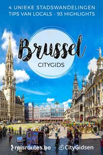 Reisgids Brussel gratis downloaden PDF [ebook]