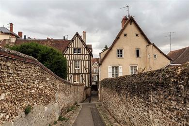 Chartres wandelroute
