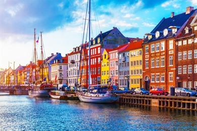 Kopenhagen, wandeling langs alle highlights