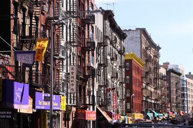 Wandeling SoHo, East village, Little Italy & Chinatown in New York